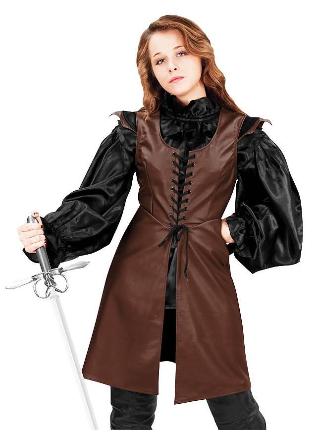 Amazon Surcoat brown