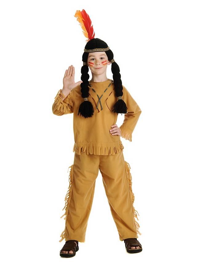 American Indian Boy Kids Costume  sc 1 st  Maskworld & American Indian Boy Kids Costume - maskworld.com