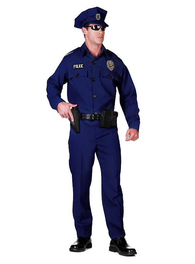 American Police Officer Costume