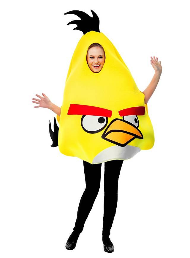 Angry Birds Kostüm gelb