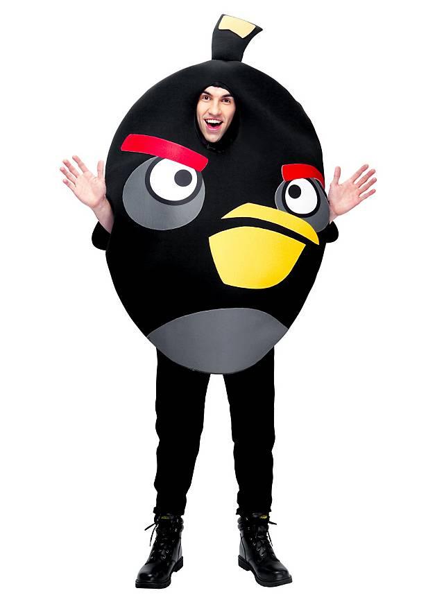 angry birds kost m schwarz