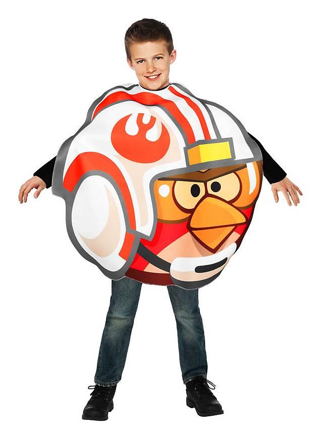 Angry Birds Luke Skywalker Kinderkostüm