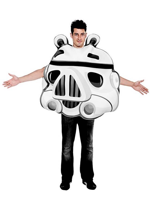 Angry Birds Stormtrooper Pig Kostüm