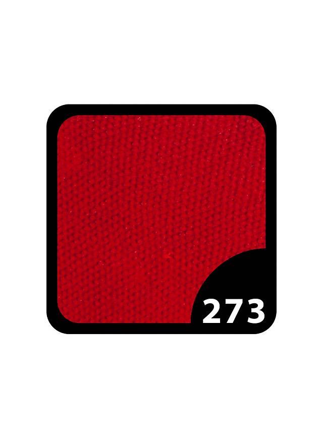 Rote Schminkfarbe für den Schminktipp Pennywise