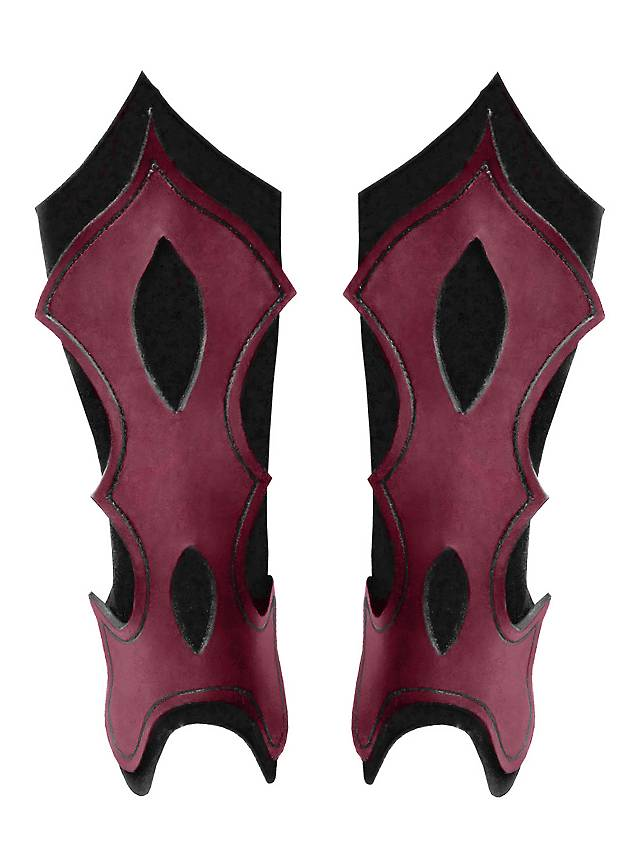 Archer Greaves red