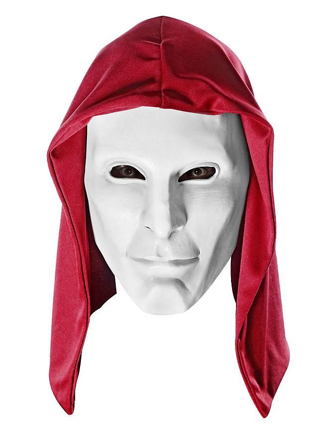 Arkham Origins Anarky Deluxe Maske aus Latex