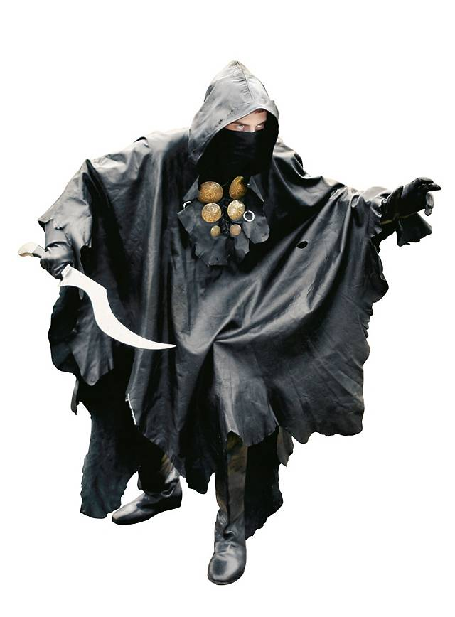 Assassin Cape Leather