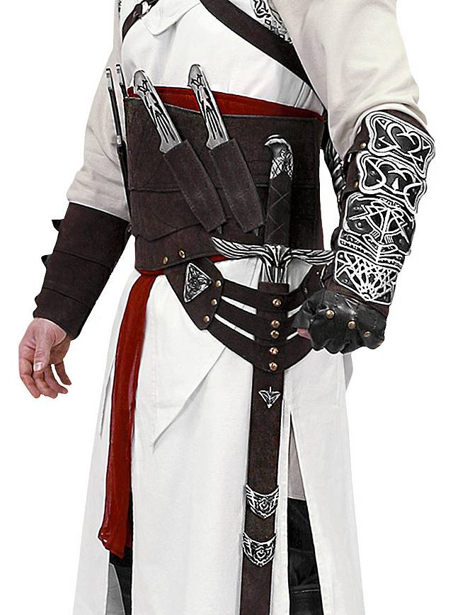 Assassin's Creed Altair Red Sash Belt