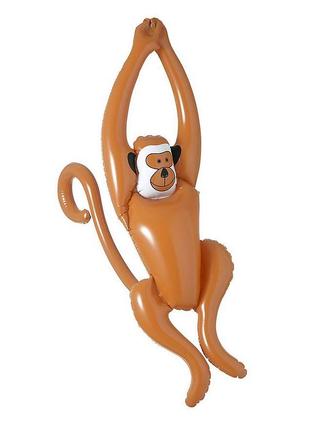 Aufblasbarer Affe