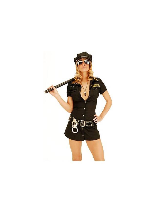 Aufseherin Kostüm