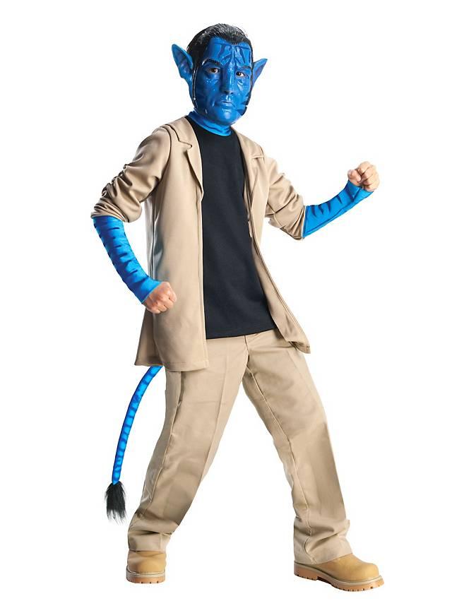 Avatar Jake Sully Kinderkostüm