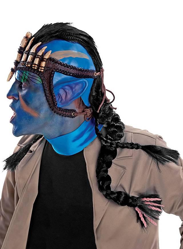 Avatar Jake Sully Kopfteil mit Perücke