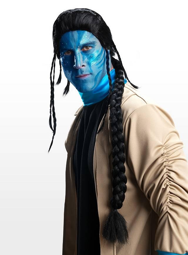 Avatar Jake Sully Wig
