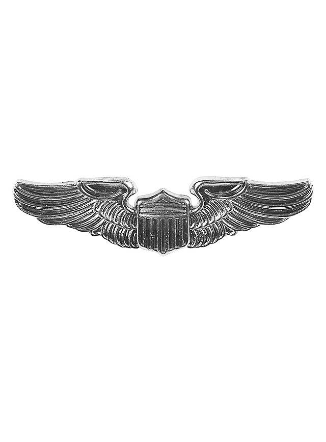 Aviation Wings silver
