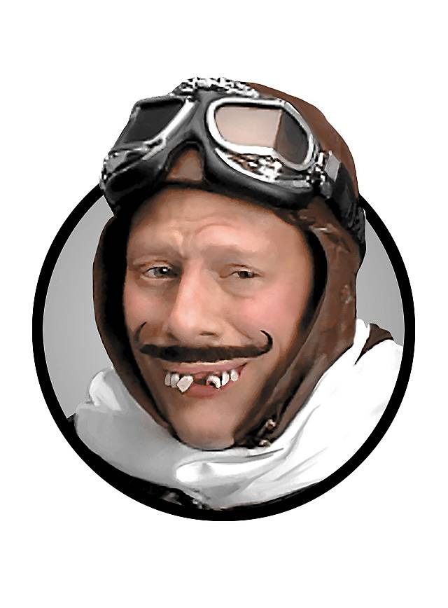 Aviator Fake Teeth