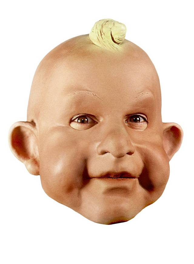 Fun World Crying Baby Mask BigMouth Inc Gigantic Crying Baby Mask, Cry Baby Face Mask, Funny Party or Halloween Mask out of 5 stars $ California Costumes Unisex - Adult Cry Baby Bodysuit Costume out of 5 stars $/5(63).