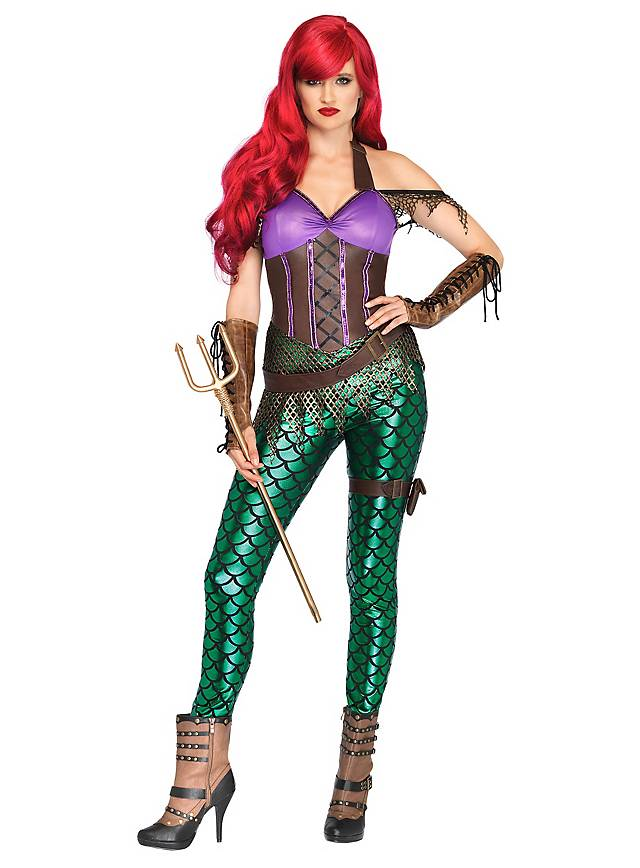 Badass mermaid costume