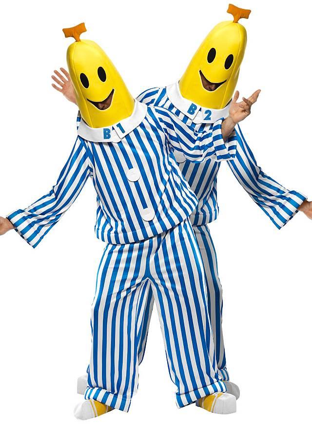 bananas in pyjamas kost m. Black Bedroom Furniture Sets. Home Design Ideas