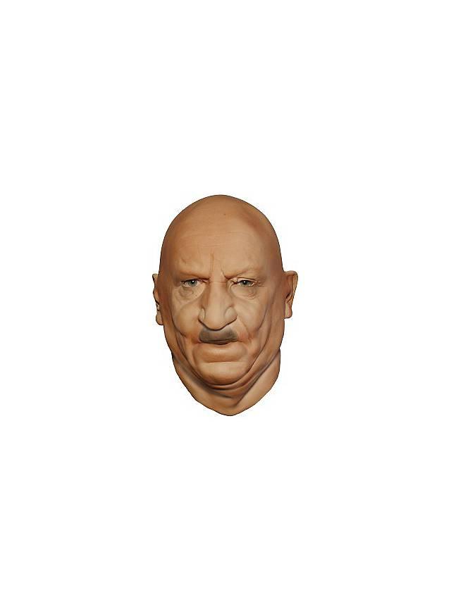 Bankier Maske aus Schaumlatex
