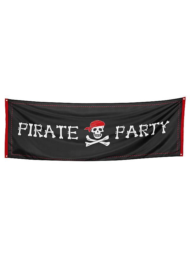 Banner Piratenparty