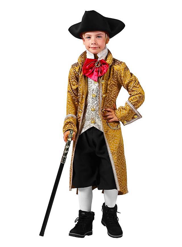 Barocker Prinz Kinderkostüm
