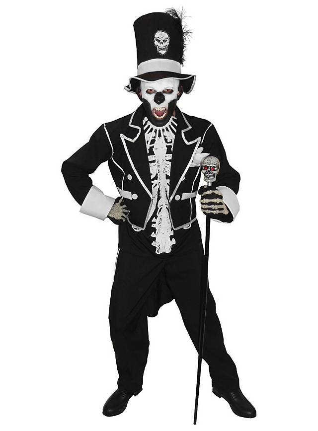 baron samedi voodoo kost m. Black Bedroom Furniture Sets. Home Design Ideas