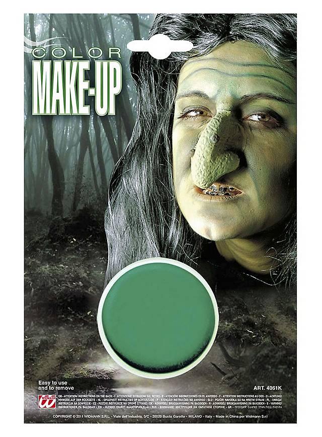 Base de maquillage vert