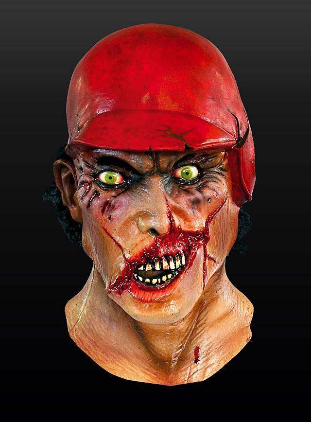 Baseball Zombie Mask