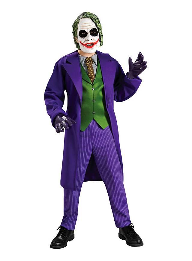Batman Joker Deluxe Kinderkostüm