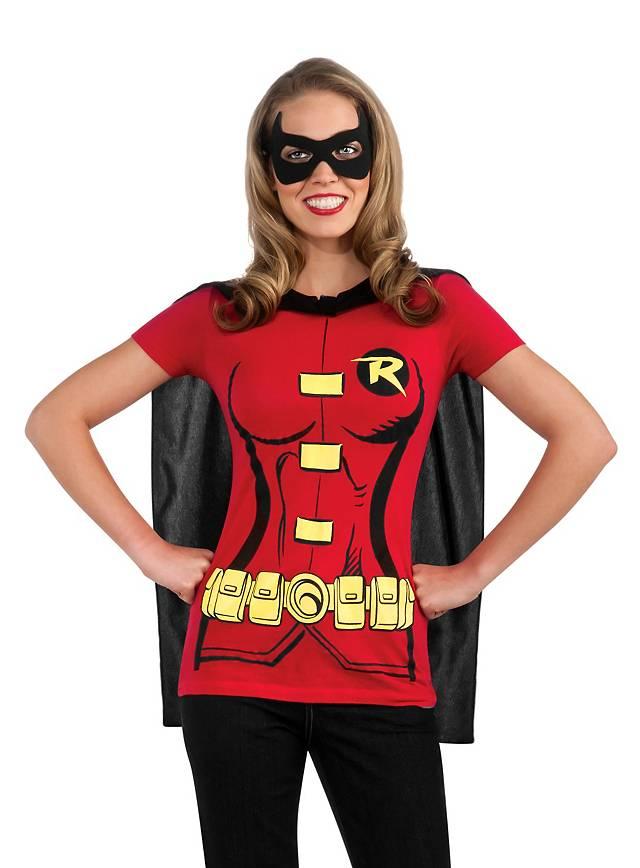 Batman Robin Fan-Set für Frauen