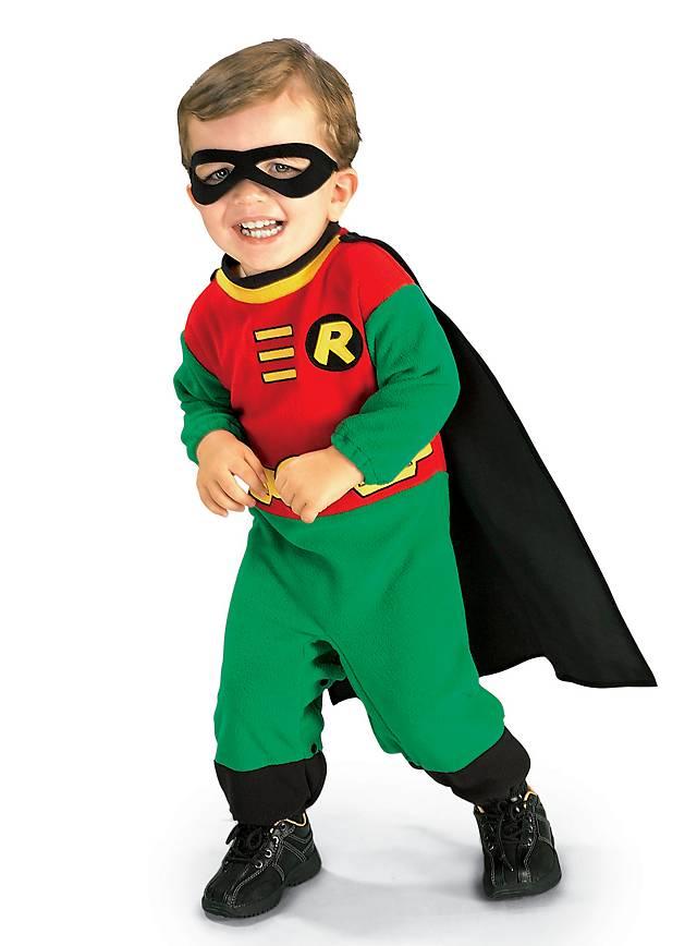 Batman - Robin original Déguisement Bébé