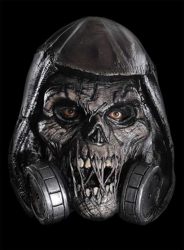 Scarecrow latex mask
