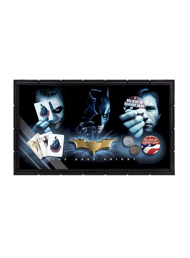 Batman The Dark Knight Requisitenset