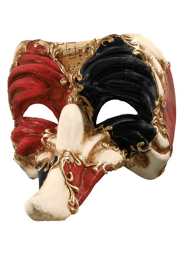 Batocchio colore - Venezianische Maske