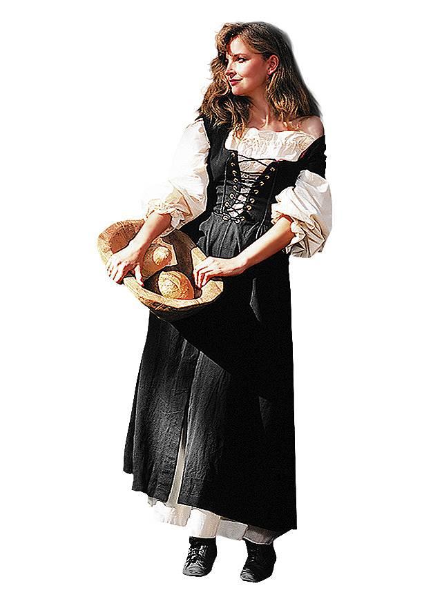 Mittelalter Kostüme, Mittelalterliche Kleidung & Gewandungen ...