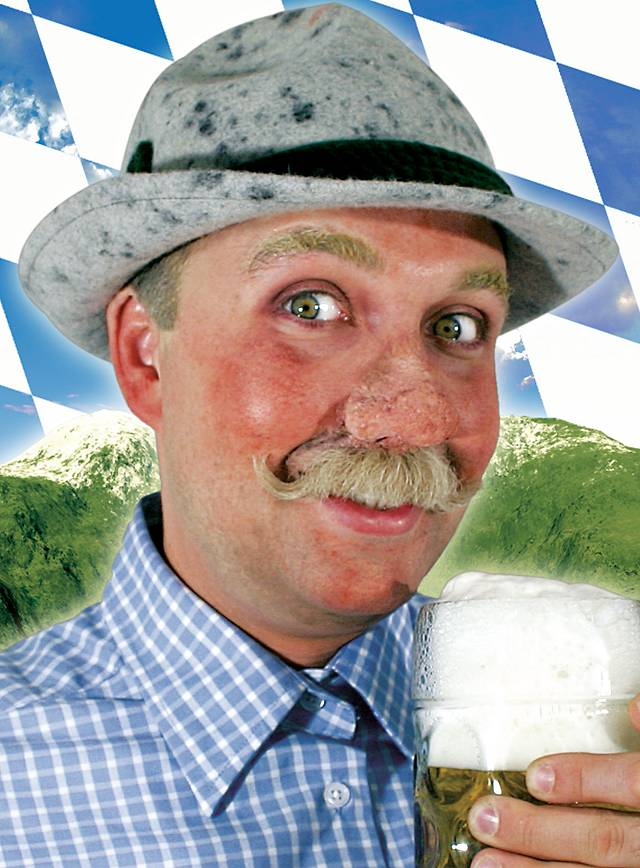 Bayernnase Hochwertige Charakternase aus Latex