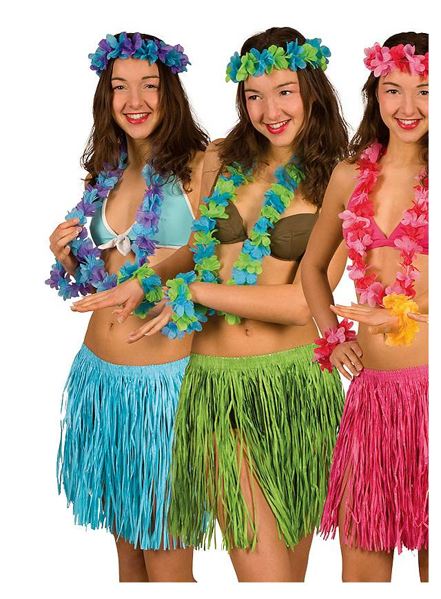 Beach Party Hawaii green