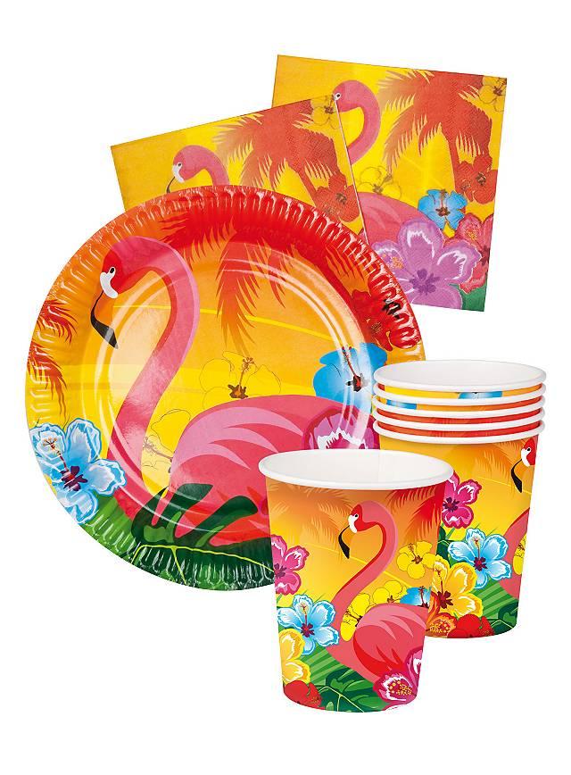 Beach Party Tableware
