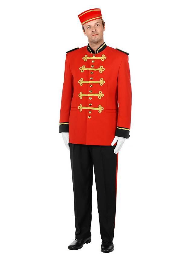 Bellboy Deluxe Uniform