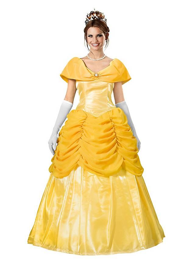 Belle Ballkleid Kostüm - maskworld.com