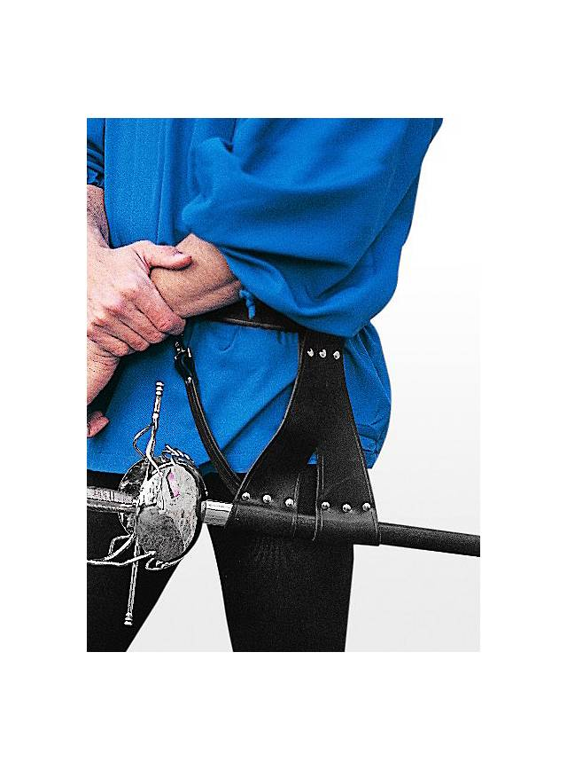 Belt with Rapier hanger
