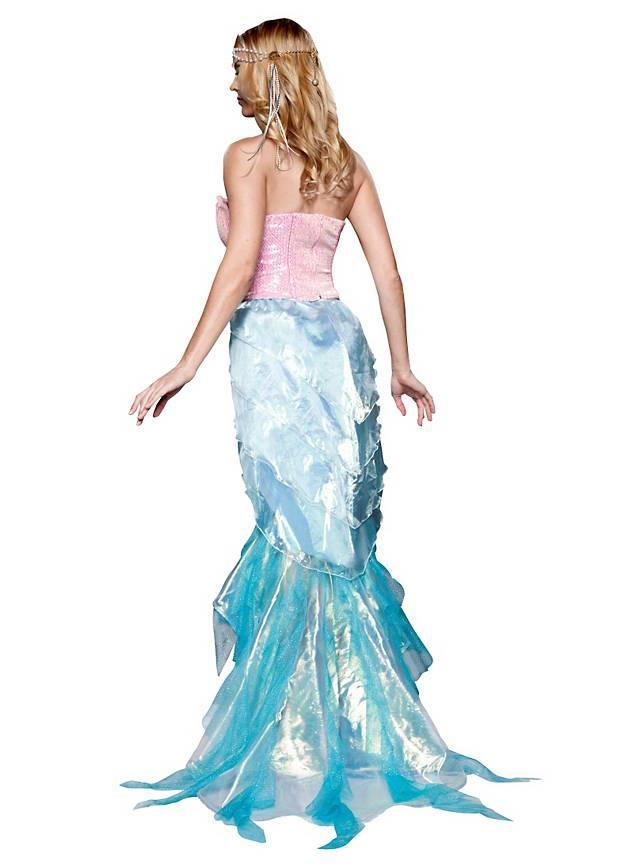 Bezaubernde Meerjungfrau Kostüm