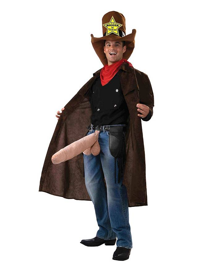 Big Dick Cowboy Kostm