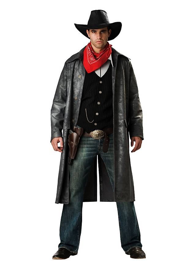 Halloween party decorations - Billy The Kid Costume