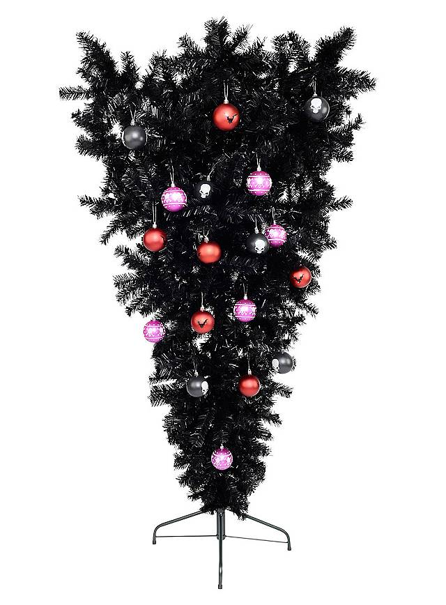 Black Christmas Tree - maskworld com