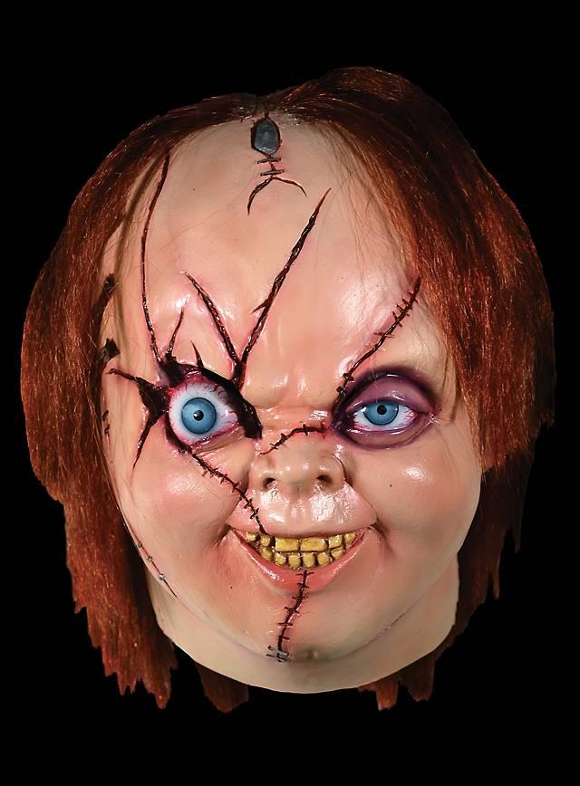 Blutige Chucky Maske