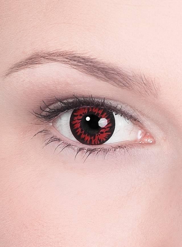 blutwolf kontaktlinse mit dioptrien. Black Bedroom Furniture Sets. Home Design Ideas