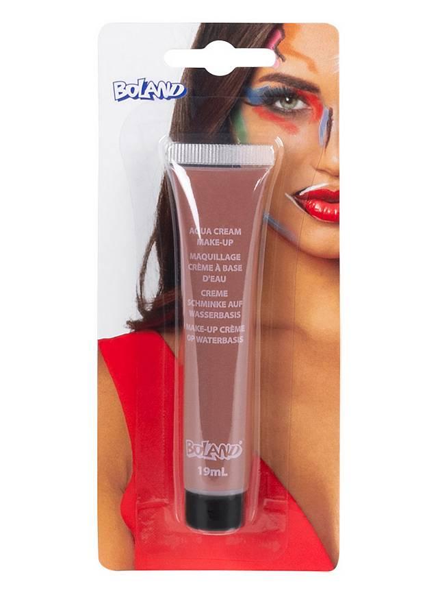 Braune Make-up Creme Make-up