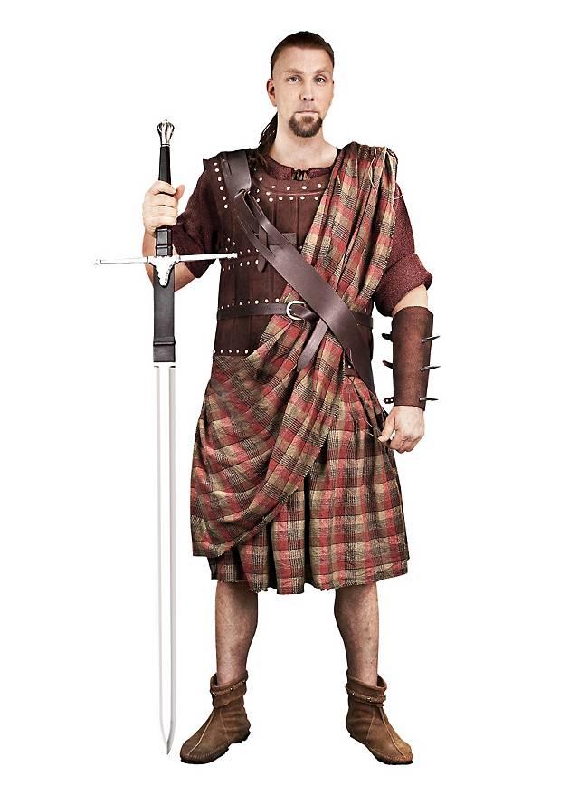 kilt wallace maskworld com rh maskworld com Braveheart War Paint Mel Gibson Braveheart