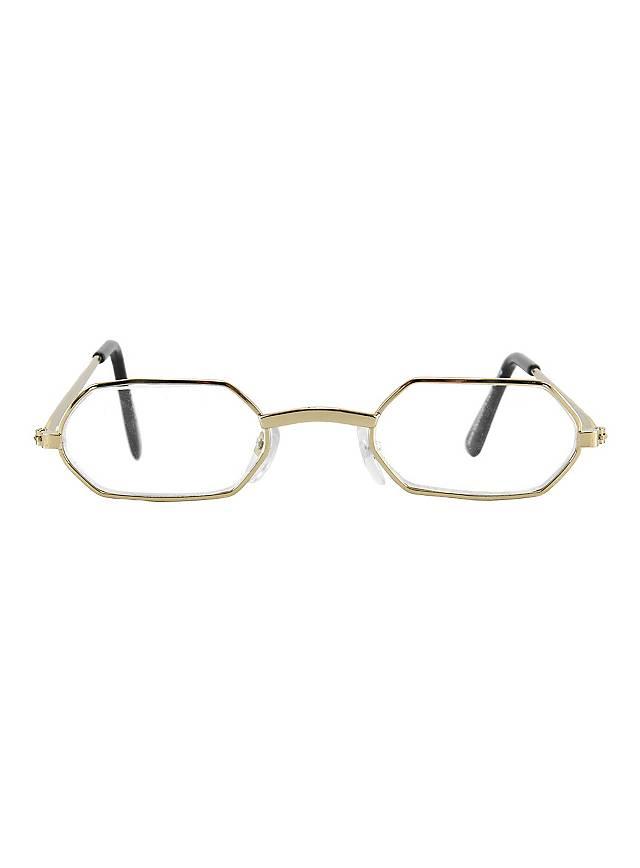 Buchhalter-Brille